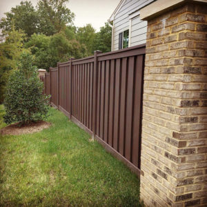 Trex-Fence